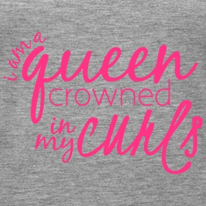 CURL QUEEN Toppe - Dame Premium tanktop