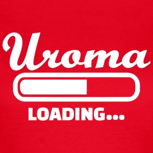 Uroma T-Shirts - Frauen T-Shirt