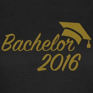 Bachelor 2016 T-Shirts - Frauen T-Shirt