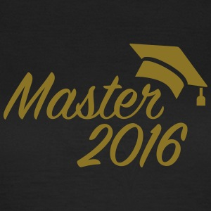 Master 2016 T-Shirts - Frauen T-Shirt