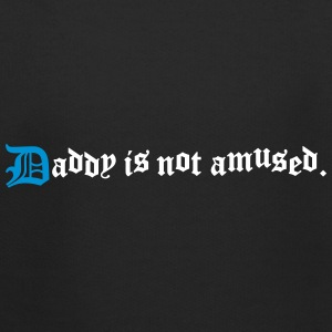 daddy is not amused  Hoodies - Kids' Premium Hoodie