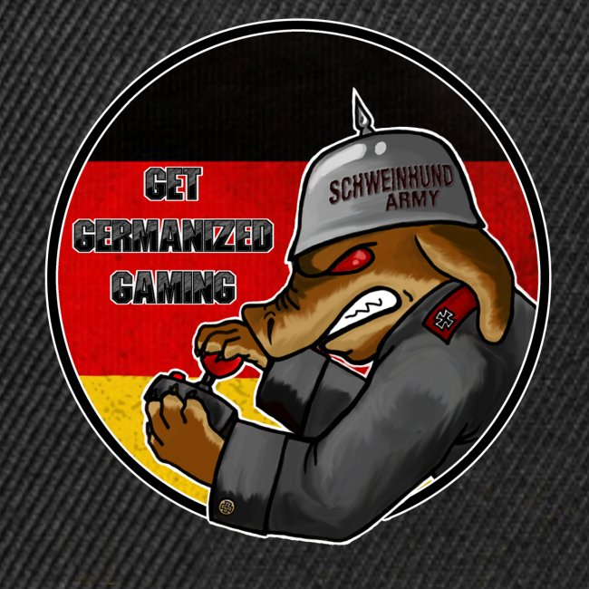Get Germanized Gaming Cap
