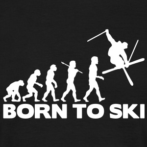 born to lift 01 - Men's T-Shirt