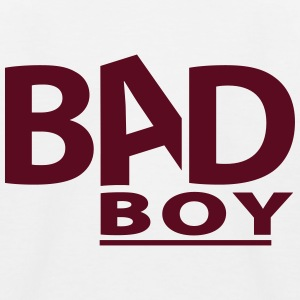 Bad Boy Kids - Kinder Baseball T-Shirt