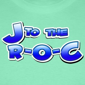 J to the ROC - Men's T-Shirt