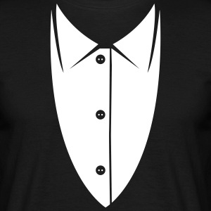 Shirt van Suit T-shirts - Mannen T-shirt