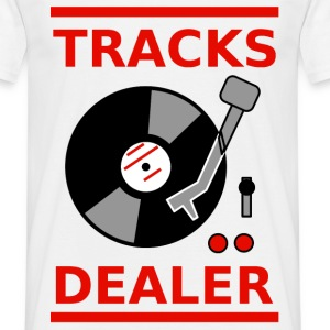 tracks dealer V T-Shirts - Männer T-Shirt