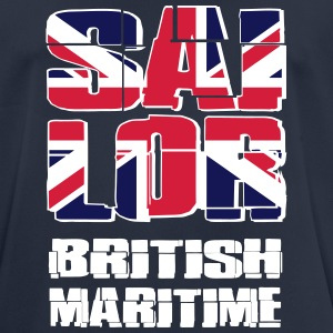 UK Maritime Sailor Camisetas - Camiseta hombre transpirable