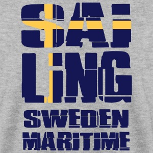 Sweden Maritime Sailing Sweat-shirts - Sweat-shirt Homme