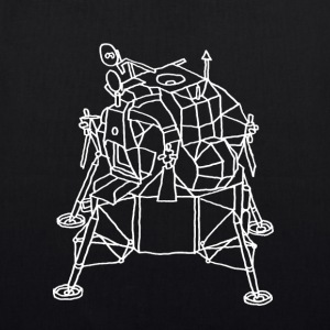 Lunar Module w Bags & Backpacks - EarthPositive Tote Bag