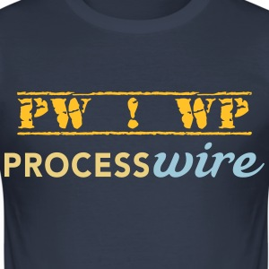 ProcessWire ! WordPress - Men's Slim Fit T-Shirt