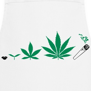 Cannabis development  Aprons - Cooking Apron