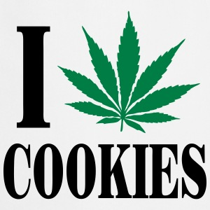 I love cookies Kookschorten - Keukenschort