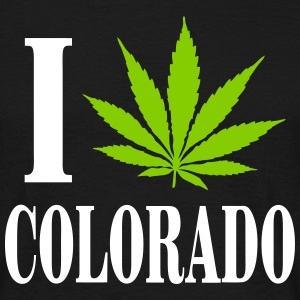 I love colorado Tee shirts - T-shirt Homme