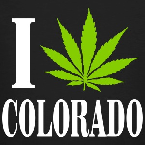 I love colorado T-Shirts - Men's Organic T-shirt