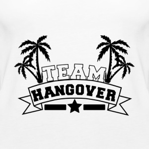 Team-Hangover - Frauen Premium Tank Top