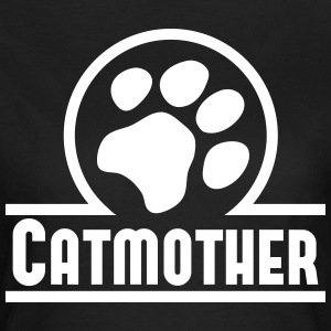 Catmother Tee shirts - T-shirt Femme