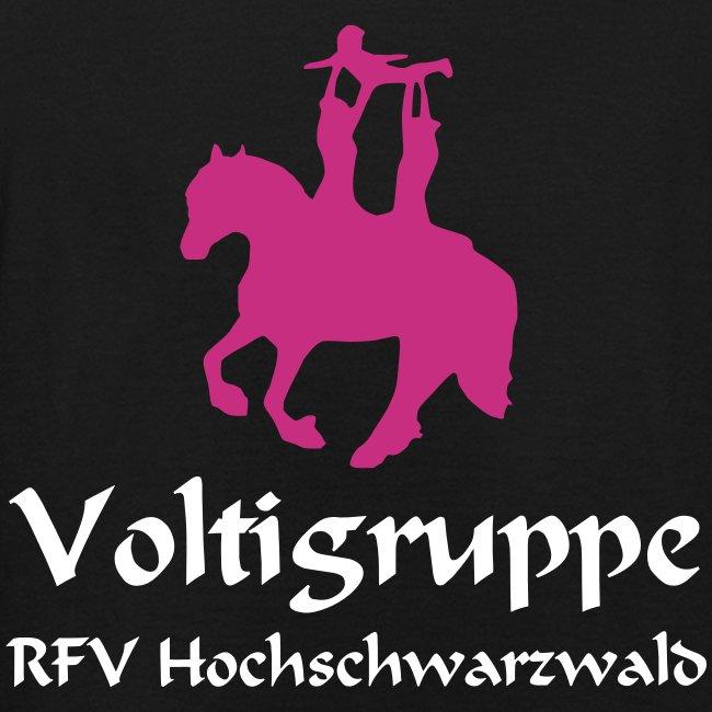Volti Hochschwarzwald Teenager T-Shirt *Samt*