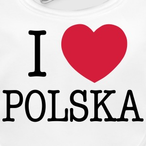 I LOVE POLAND Accessories - Baby Organic Bib