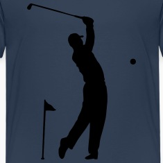 Golf - Hole in One athlete Scene Shirts