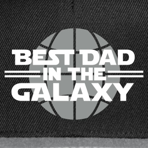 Best dad in the galaxy Caps & luer - Snapback-caps