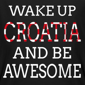 CRO Wake up Awesome T-Shirts - Men's Organic T-shirt