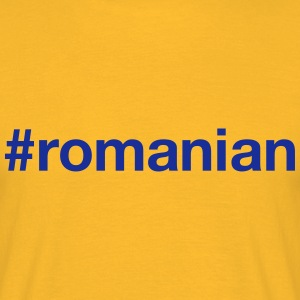ROMANIA T-Shirts - Men's T-Shirt
