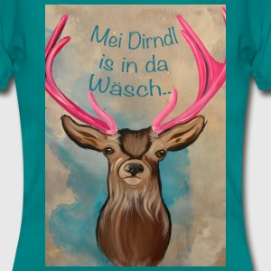 hugo`s dirndl T-Shirts - Frauen T-Shirt