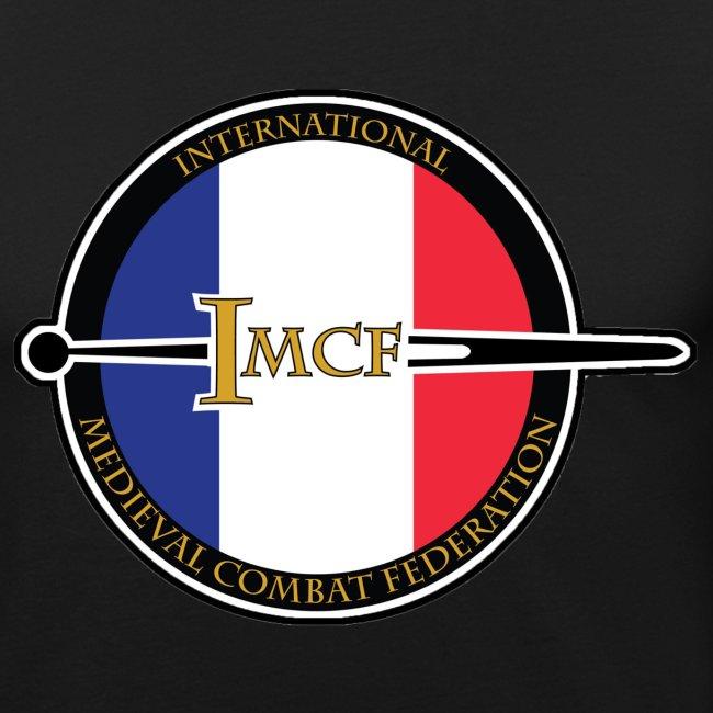 T-SHIRT IMCF FRANCE avec verso et épée