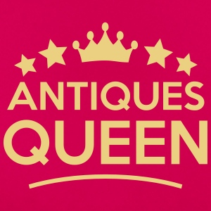 antiques queen stars - Women's T-Shirt