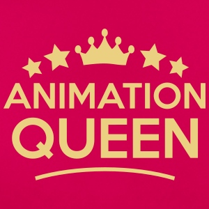 animation queen stars - Women's T-Shirt