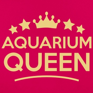 aquarium queen stars - Women's T-Shirt