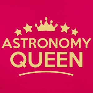 astronomy queen stars - Women's T-Shirt