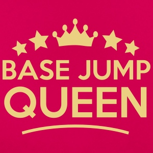 base jump queen stars - Women's T-Shirt