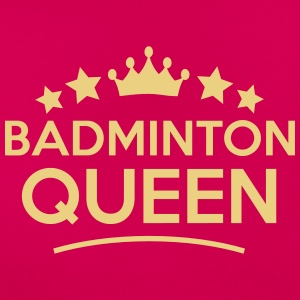 badminton queen stars - Women's T-Shirt