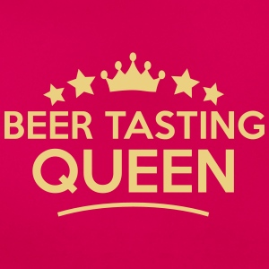 beer tasting queen stars - Women's T-Shirt