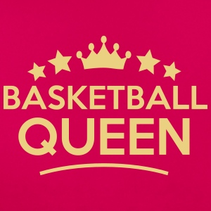 basketball queen stars - Women's T-Shirt