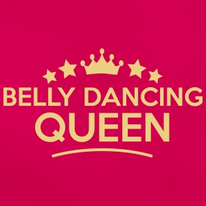 belly dancing queen stars - Women's T-Shirt