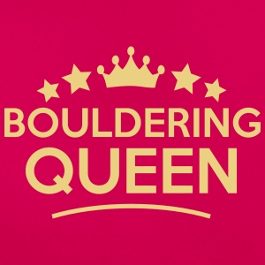 bouldering queen stars - Women's T-Shirt