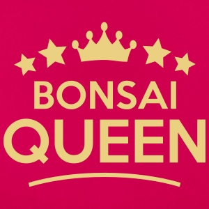 bonsai queen stars - Frauen T-Shirt