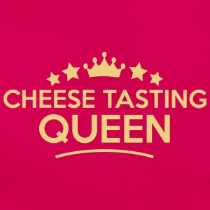 cheese tasting queen stars - Women's T-Shirt