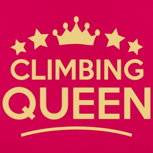 climbing queen stars - Women's T-Shirt