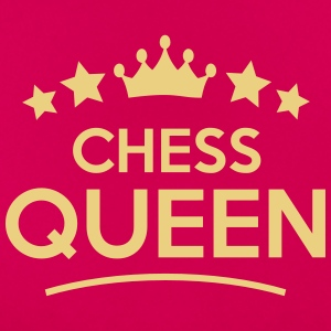 chess queen stars - Women's T-Shirt