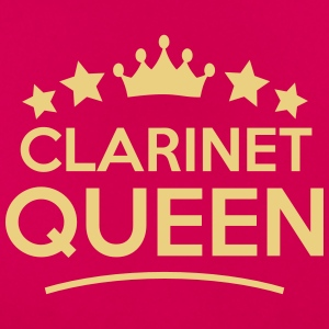 clarinet queen stars - Women's T-Shirt