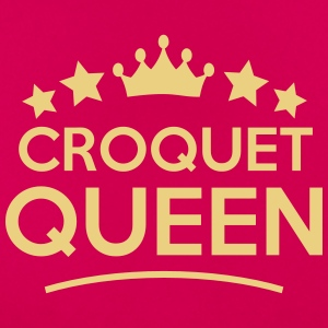croquet queen stars - Women's T-Shirt
