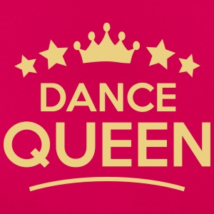 dance  queen stars - Women's T-Shirt