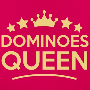 dominoes queen stars - Women's T-Shirt