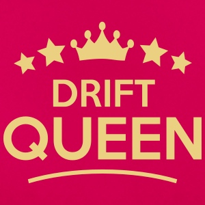 drift queen stars - Frauen T-Shirt