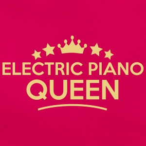 electric piano queen stars - Women's T-Shirt