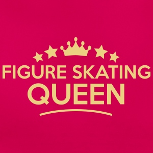 figure skating queen stars - Women's T-Shirt